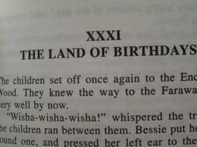 land of birthdays